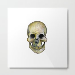 Skull's Out Metal Print