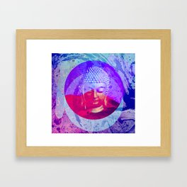 Never Truly Lost Framed Art Print