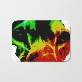 Lion Heart Africa Bath Mat