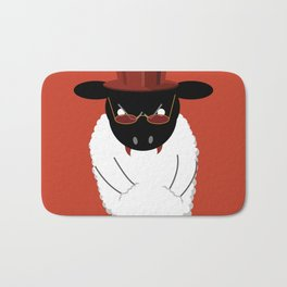 You Do Not Want to Visit This Farm Bath Mat