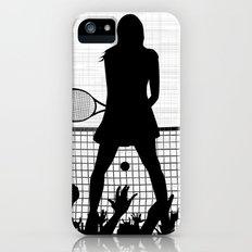 Tennis Ace Slim Case iPhone SE