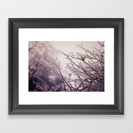 reaching Framed Art Print
