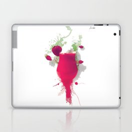 Sorbet fraises chantilly painting colors fashion Jacob's Paris Laptop & iPad Skin