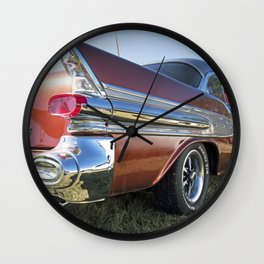 Classic Pontiac Wall Clock
