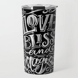 love, Bliss & Magic Travel Mug