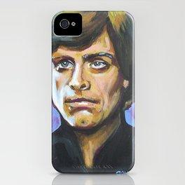 Luke Skywalker iPhone Case