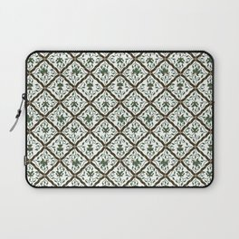 Batik Sido Luhur - Authentic Traditional Pattern Laptop Sleeve