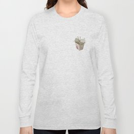 Chinese Food Map Long Sleeve T-shirt
