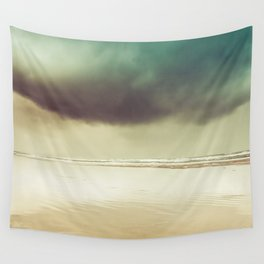 Ocean Solitude Wall Tapestry