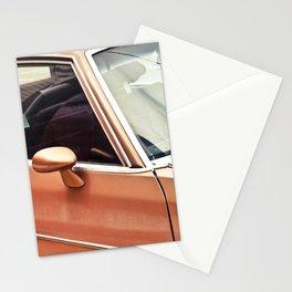 Vintage Car Stationery Cards