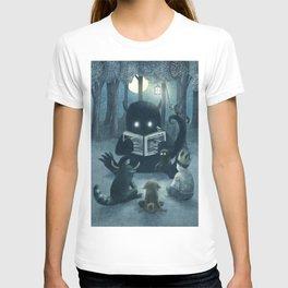 Reading Circle T-shirt