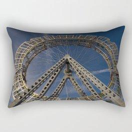 Grande roue de Montréal-Nord Rectangular Pillow