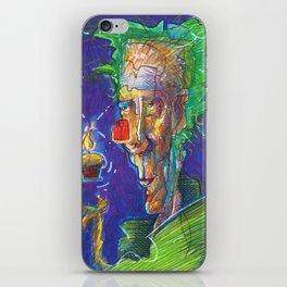 Ultraviolet iPhone Skin