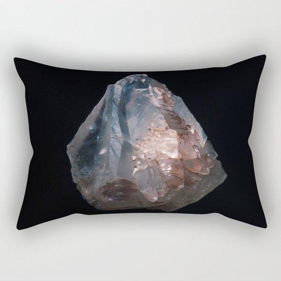Shine light like a salt rock Rectangular Pillow
