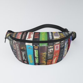 VHS Collection Fanny Pack