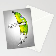 Banana Zombie Stationery Cards