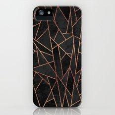 Shattered Black / 2 Slim Case iPhone SE