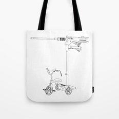 30MM Trike Tote Bag