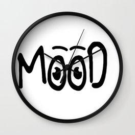 Mood #1 Wall Clock