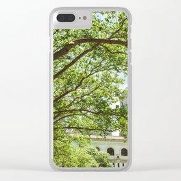 Bryant Park II Clear iPhone Case