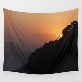 sun struck Wall Tapestry