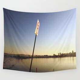 Pollution Permitted Wall Tapestry