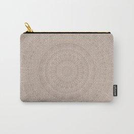 Pallid Base Mandala Carry-All Pouch
