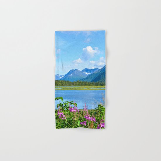 God's Country - II Hand & Bath Towel