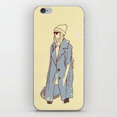 Coat iPhone & iPod Skin