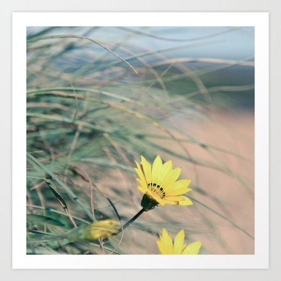 Hidden Flower Art Print