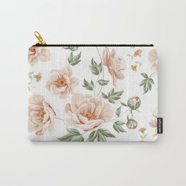Flower pattern home design Carry-All Pouch