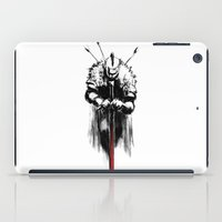 dark souls iPad Cases featuring Dark Souls by Marcos Raya Delgado