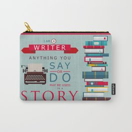 Writer - Versione 2 Carry-All Pouch