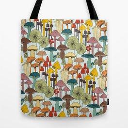 Mushrooms Tote Bag