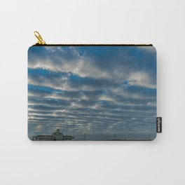 Waves in the Sky Carry-All Pouch