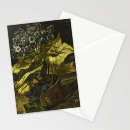 Cineraria by Vincent van Gogh Stationery Cards