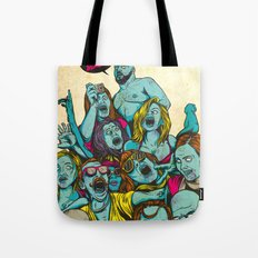WE'RE THE NEW BLACK! Tote Bag