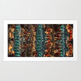 Plastic Wax Factory Vol 02 52 - CROM-YA Art Print