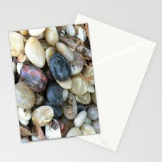 river rock Stationery Cards