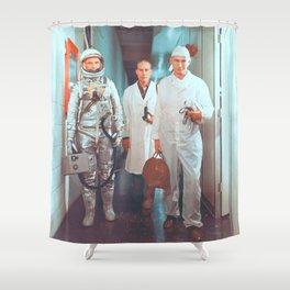 February 20, 1962 Shower Curtain