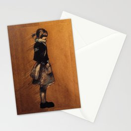 Raven Cycle Character Sketches Stationery Cards