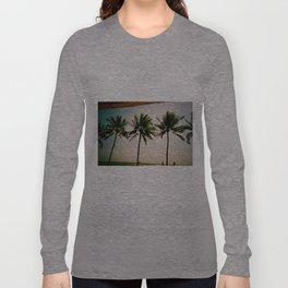 La Luciola palms, Bali, Indonesia  Long Sleeve T-shirt