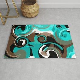 Tidal Wave Rug