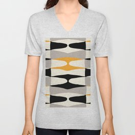 Zaha Bee Unisex V-Neck