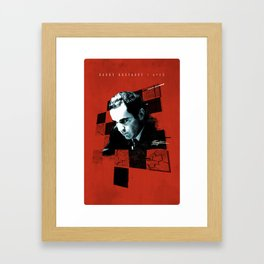 Kasparov Framed Art Print