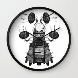 MODULATION Wall Clock