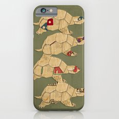 Heroes in a pizza box... Turtle Power! iPhone 6s Slim Case
