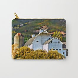 Park City Barn in Fall 2 Carry-All Pouch