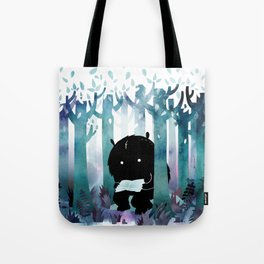 A Quiet Spot Tote Bag