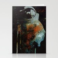 bebop Stationery Cards featuring Cowboy Bebop Cosmonaut by  Maʁϟ